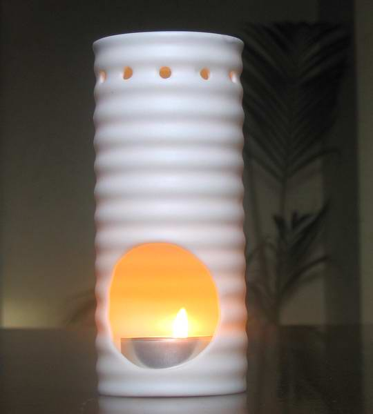France Porcelain Aroma Lamp Incense burner