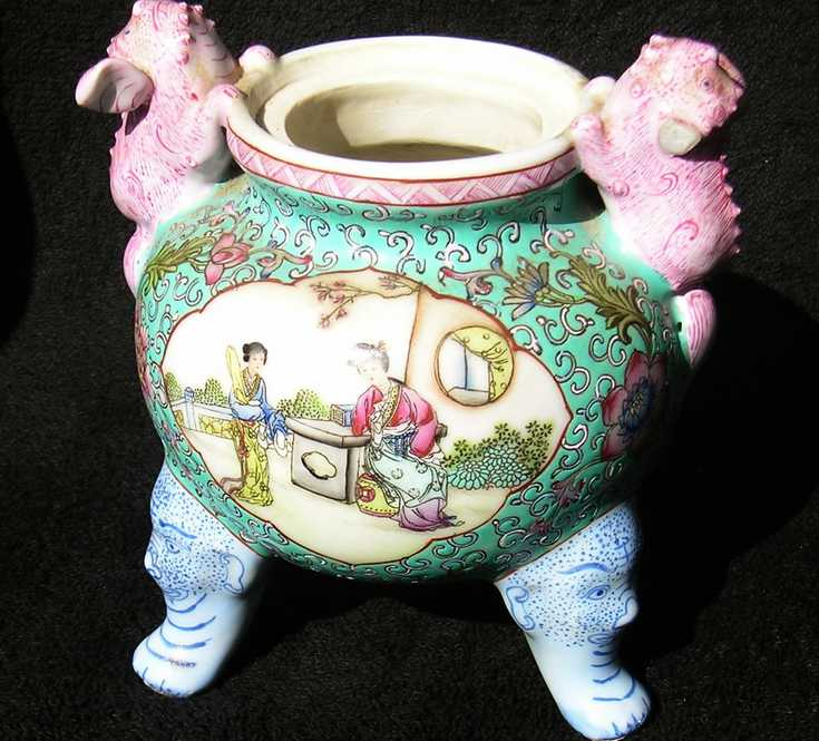 China Ceramic Pot Incense burner